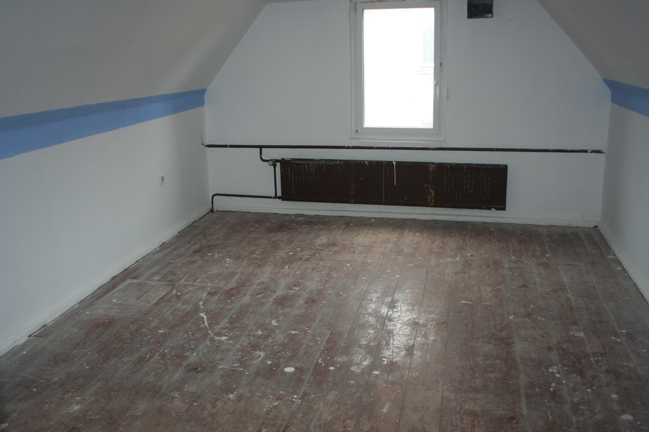Einfamilienhaus Nauendorf - Zimmer im Dachgeschoss