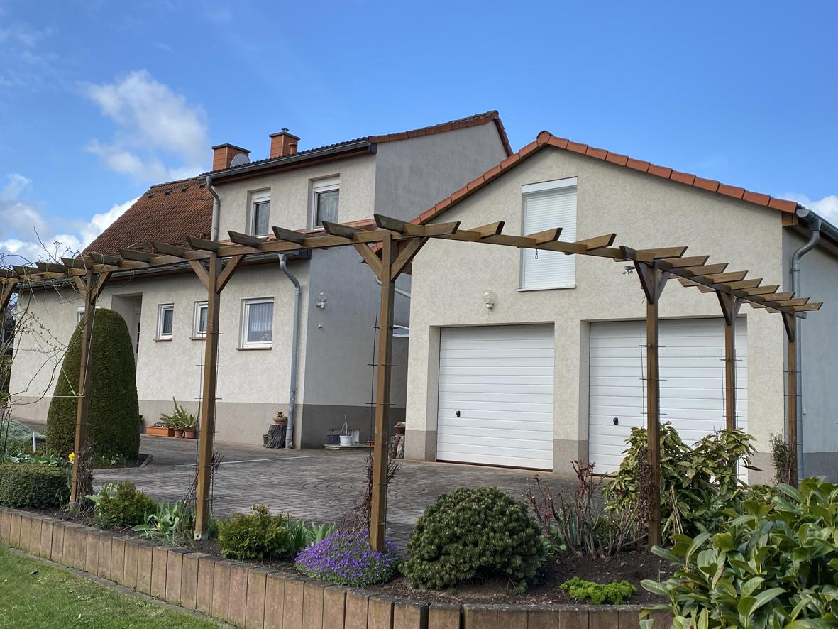 Einfamilienhaus Kaltenmark - Doppelgarage
