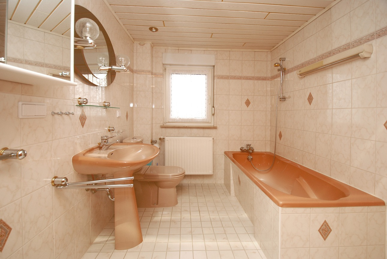 Einfamilienhaus Kaltenmark - Einliegerwohnung Bad
