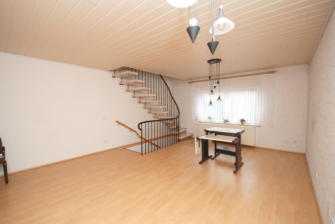 Einfamilienhaus Kaltenmark - Einliegerwohnung Wohnzimmer