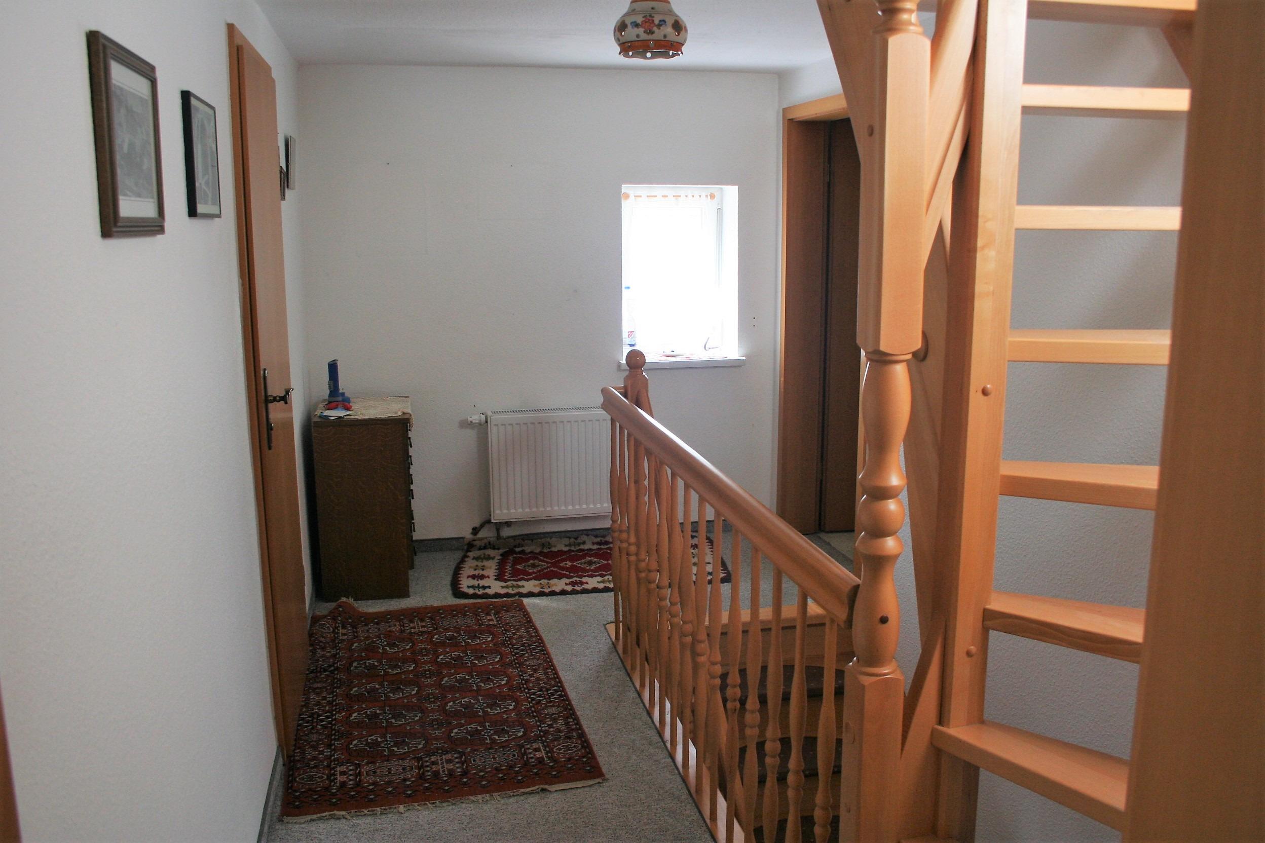 Einfamilienhaus Merseburg - Flur im Obergeschoss
