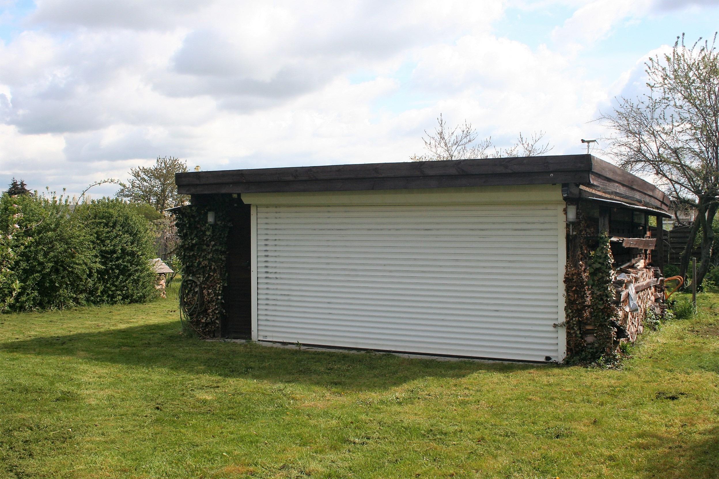 Einfamilienhaus Merseburg - Garage