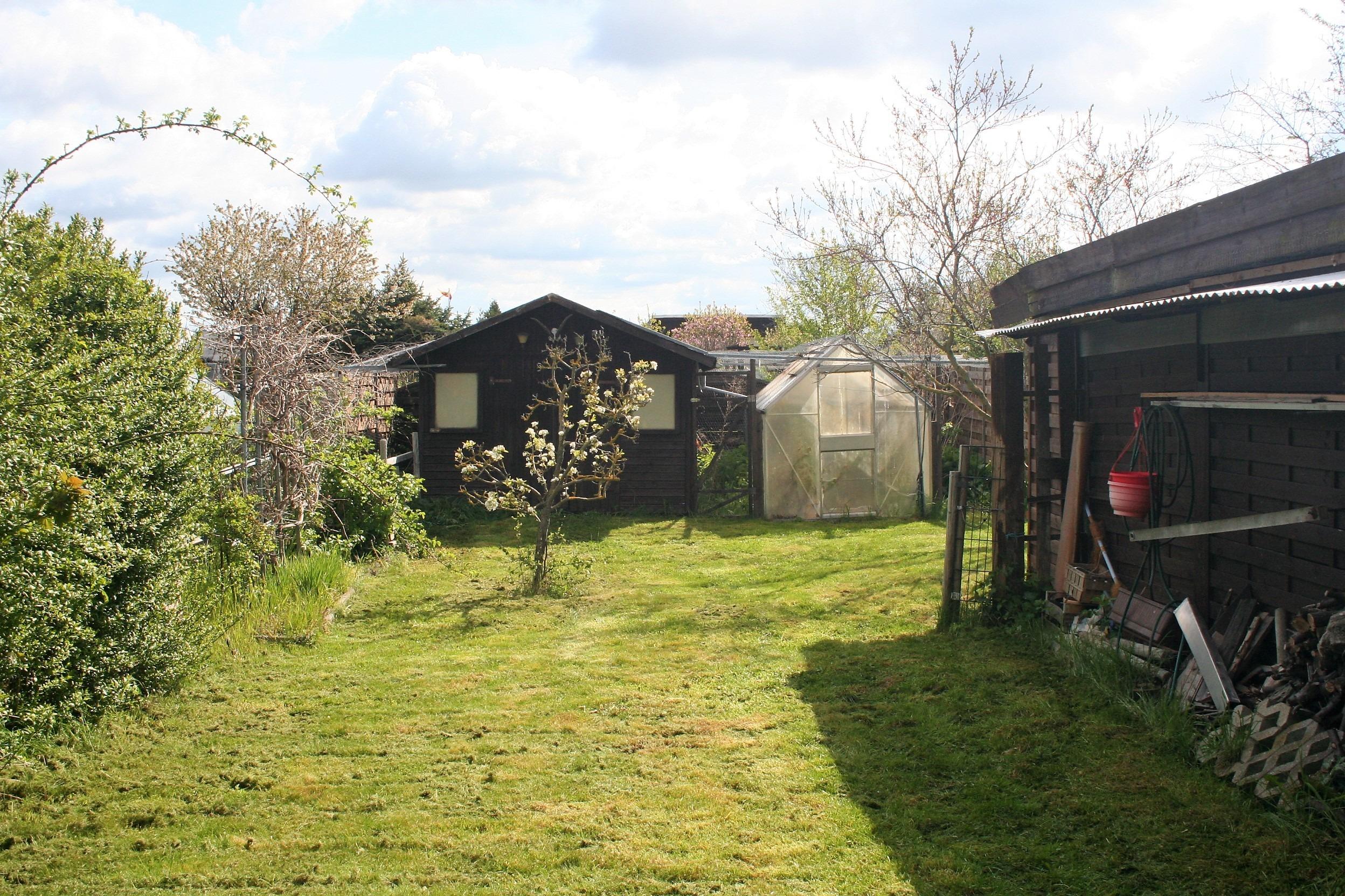 Einfamilienhaus Merseburg - Gartenblick