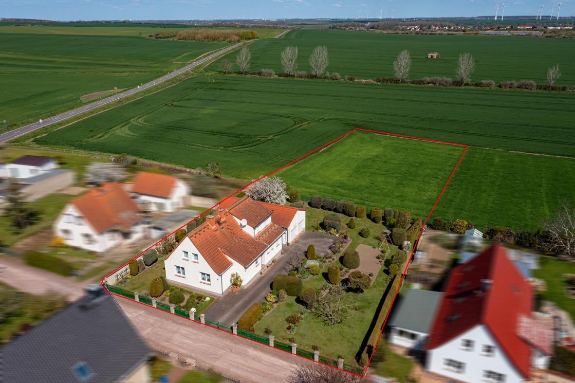 Einfamilienhaus Kaltenmark - Luftbild