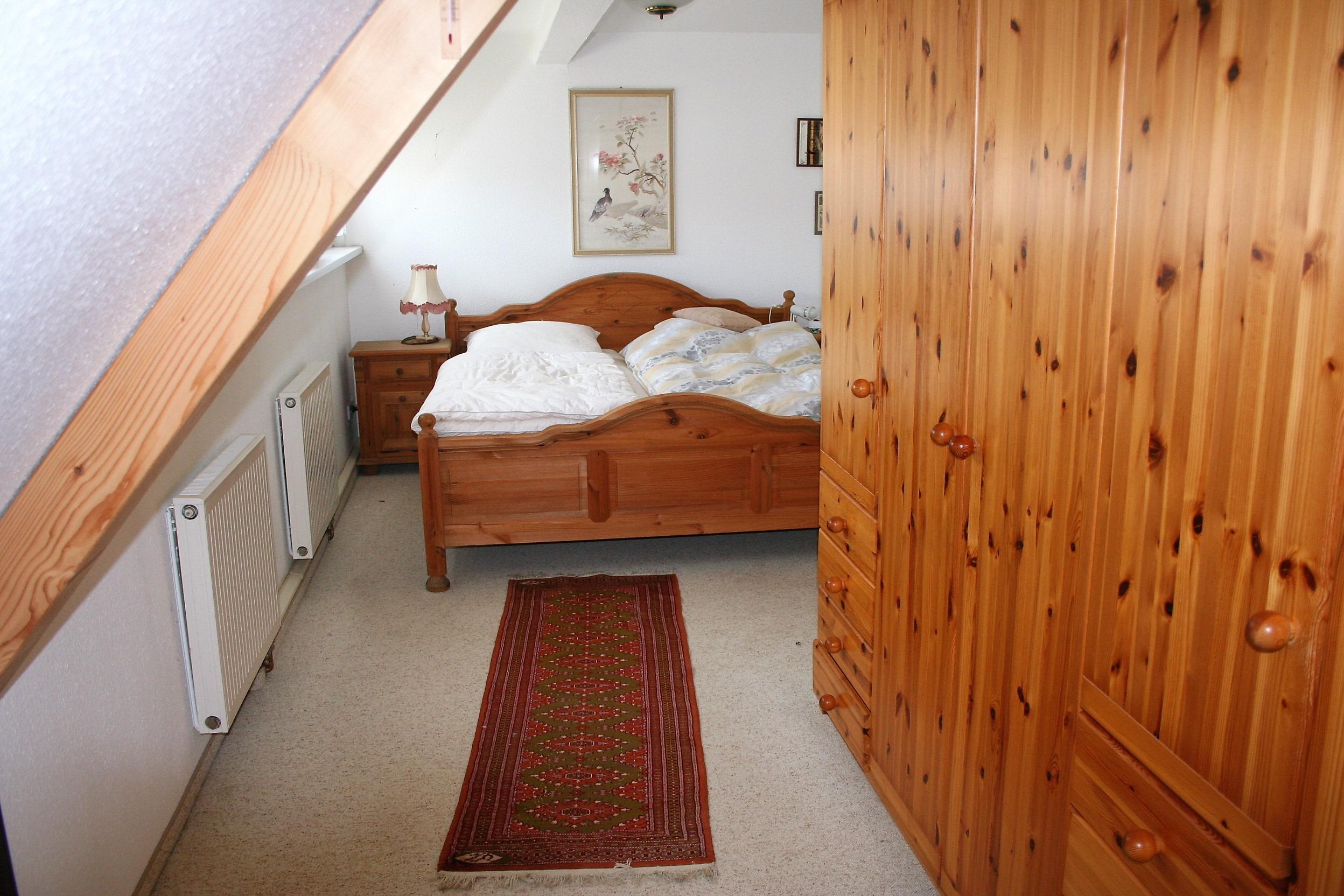 Einfamilienhaus Merseburg - Schlafzimmer
