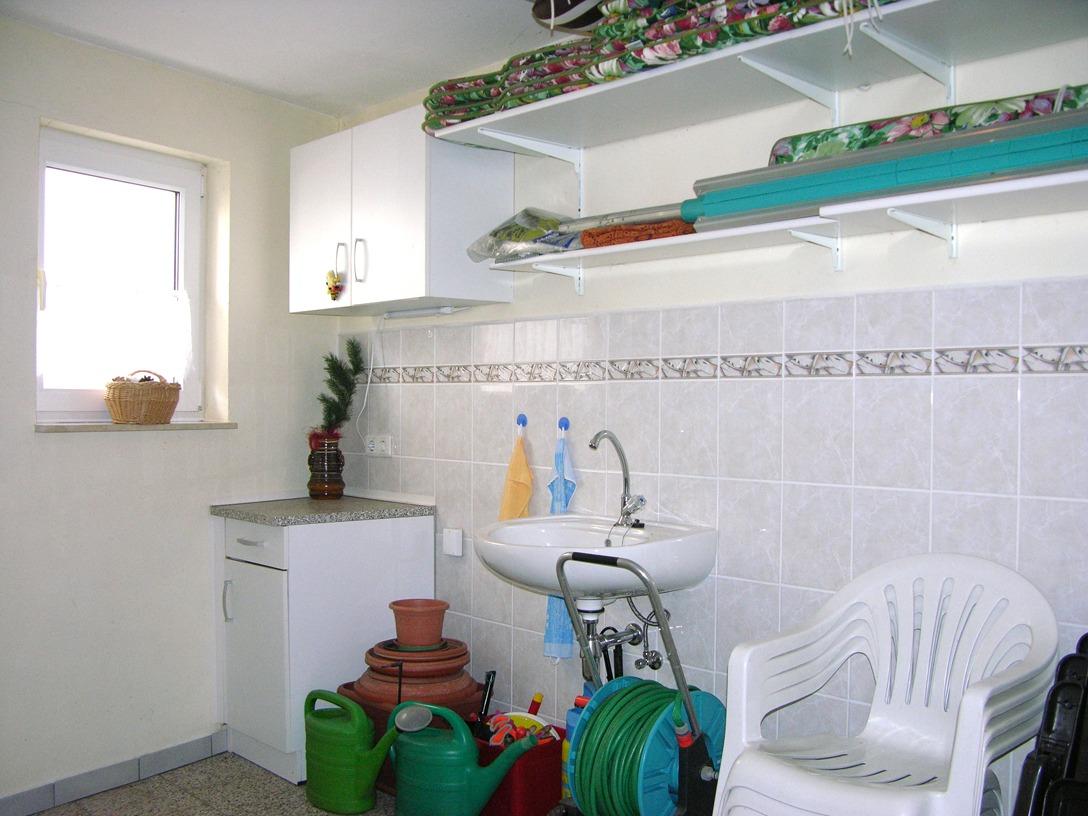 Einfamilienhaus Kaltenmark - Sommerküche im Nebengelass