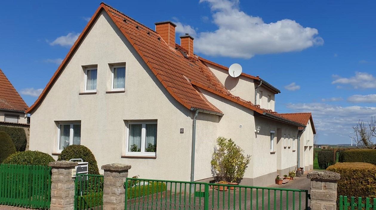 Einfamilienhaus Kaltenmark - Straßenansicht