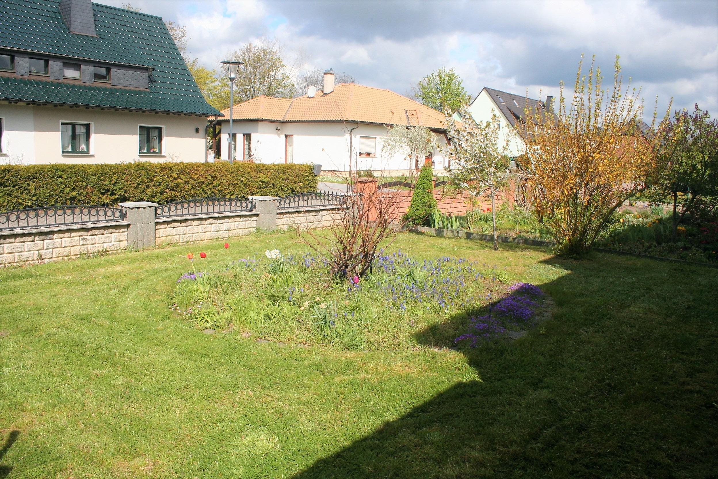 Einfamilienhaus Merseburg - Vorgarten