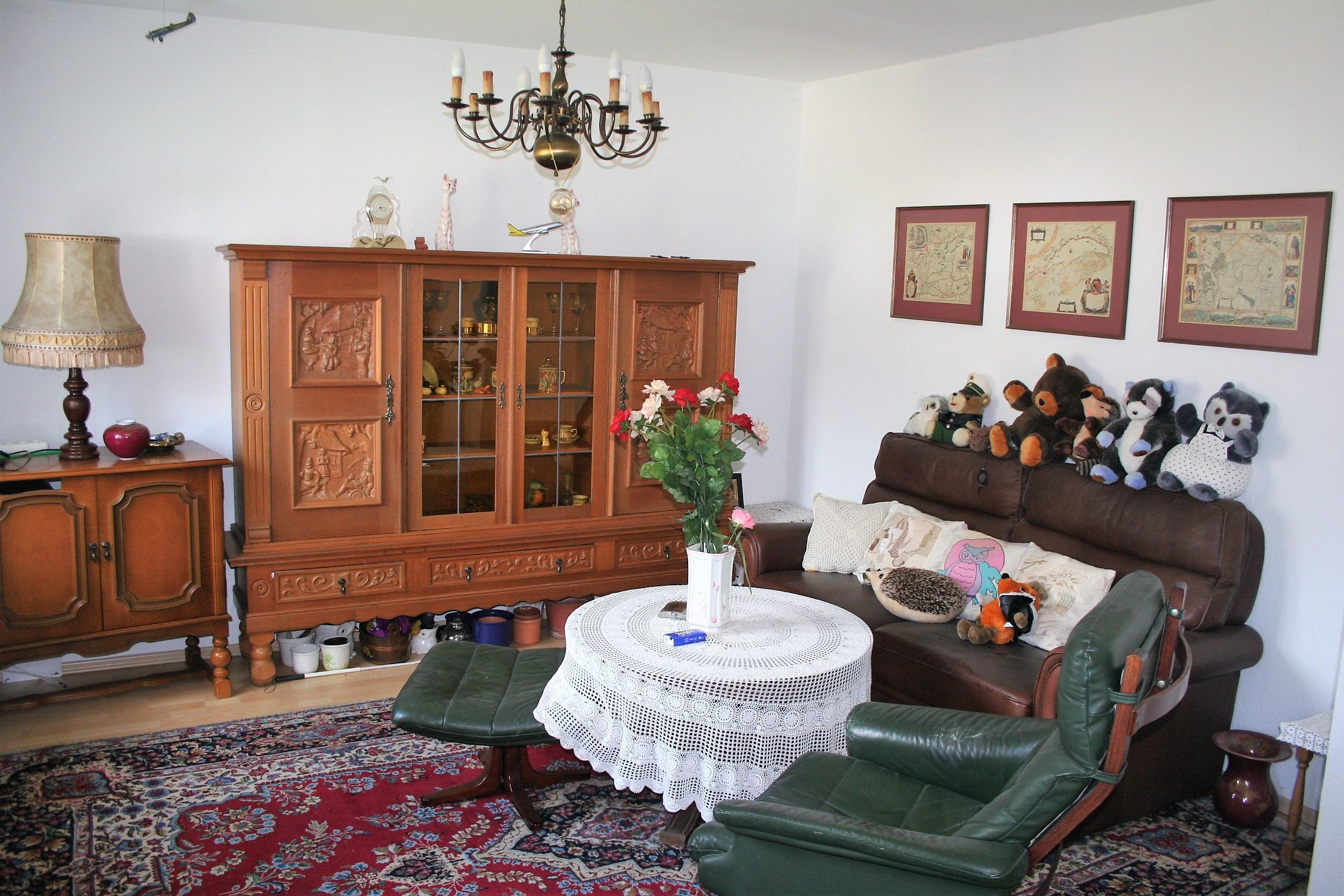 Einfamilienhaus Merseburg - Wohnzimmerdetail