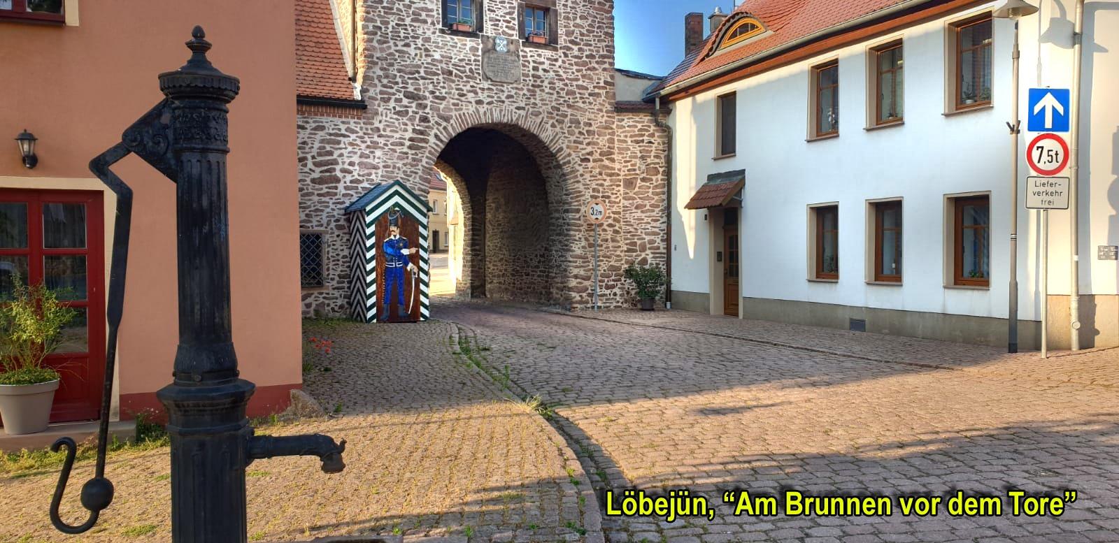 Einfamilienhaus Löbejün - 30 m bis zum Objekt