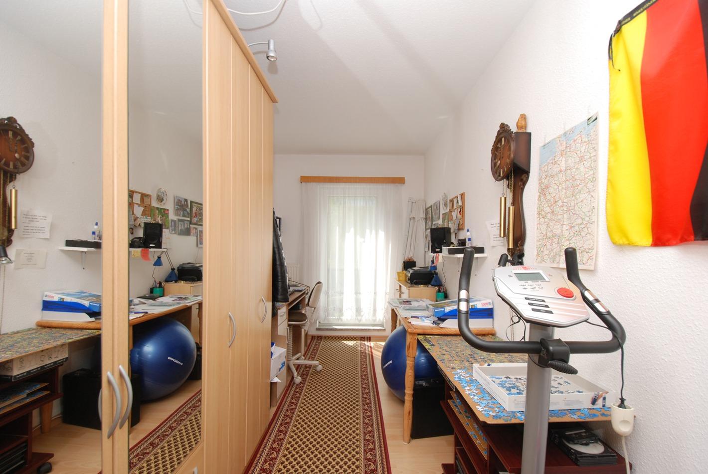 Eigentumswohnung Diemitz - Arbeitszimmer