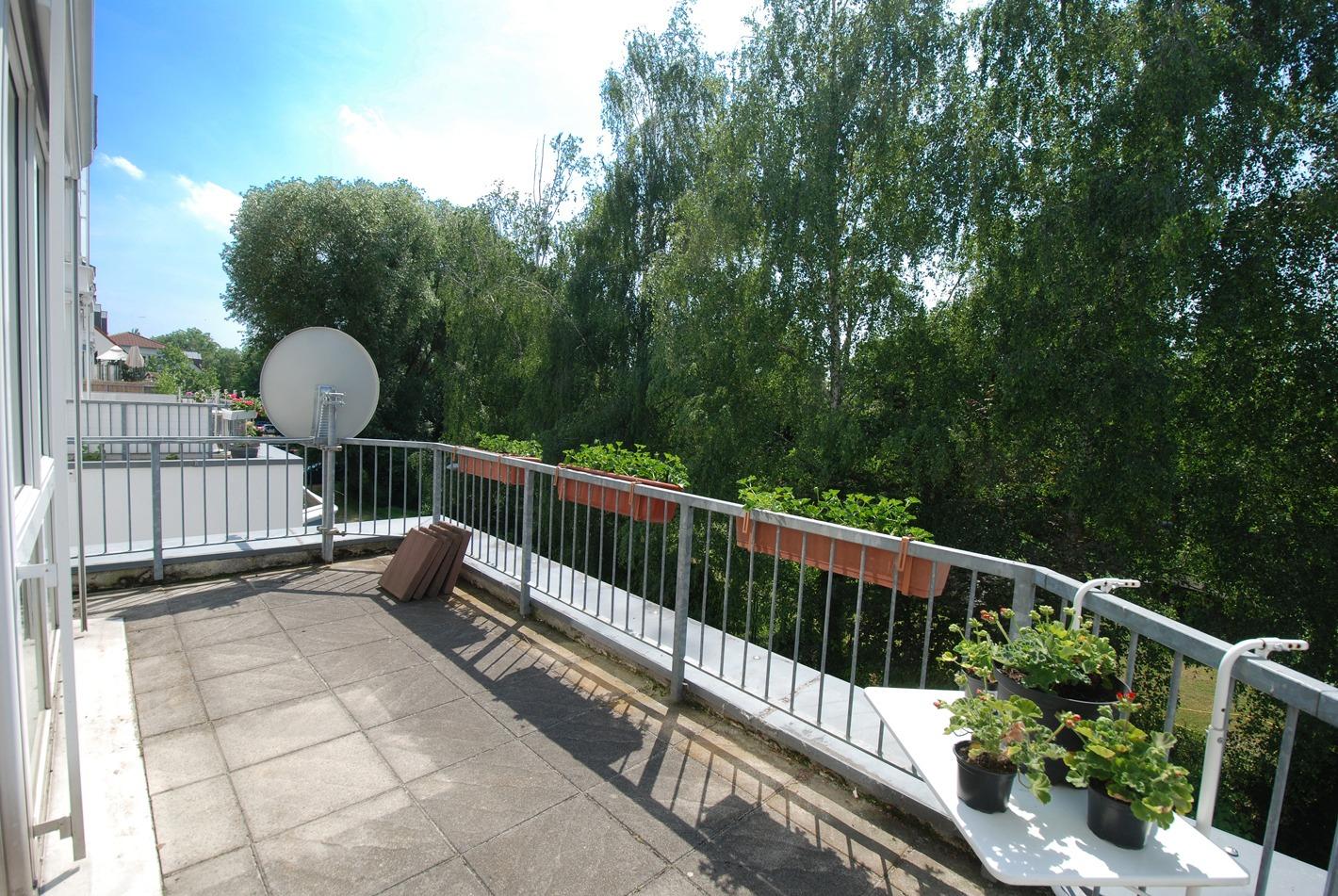 Eigentumswohnung Diemitz - Balkon