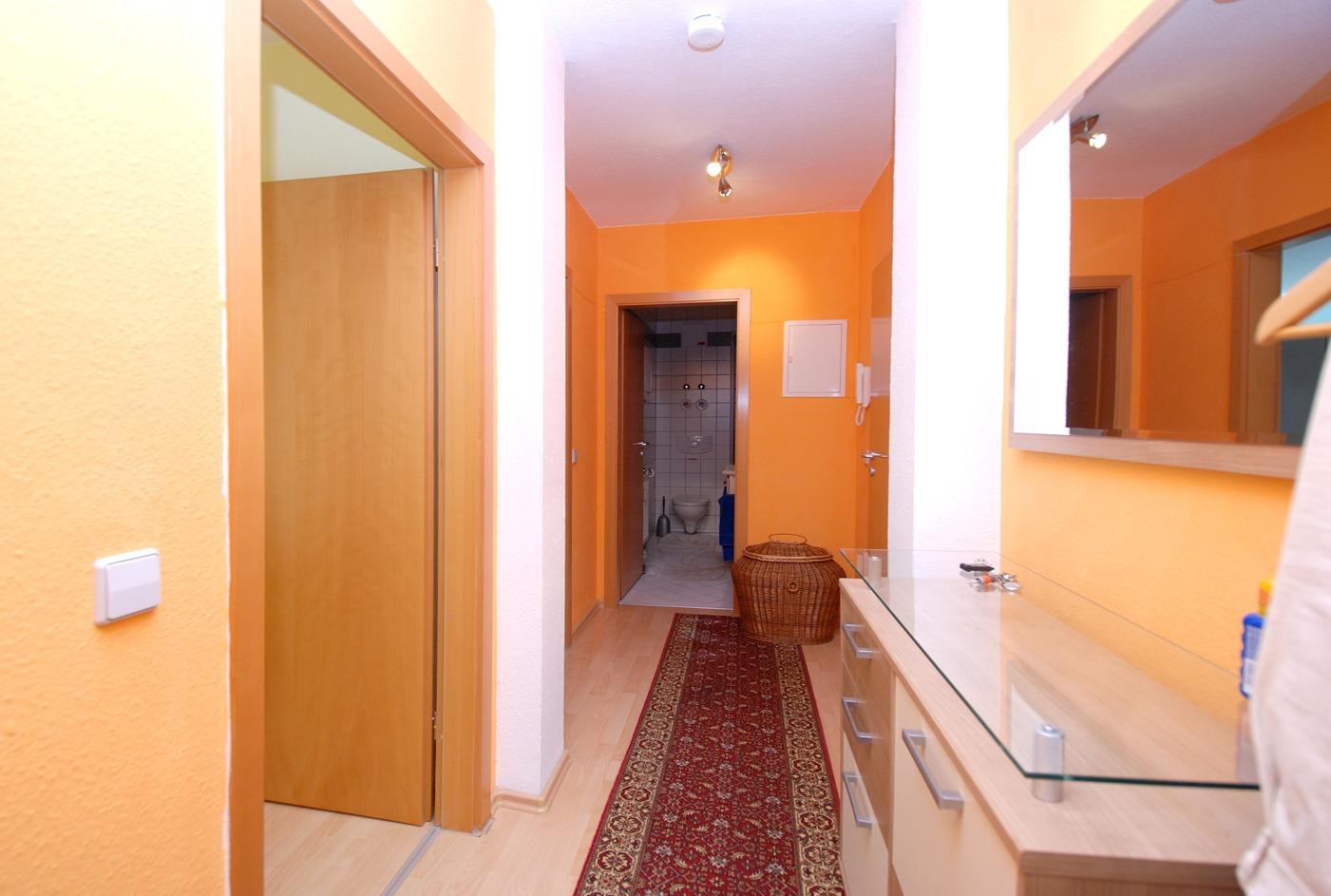 Eigentumswohnung Diemitz - Eingangsbereich-Flur