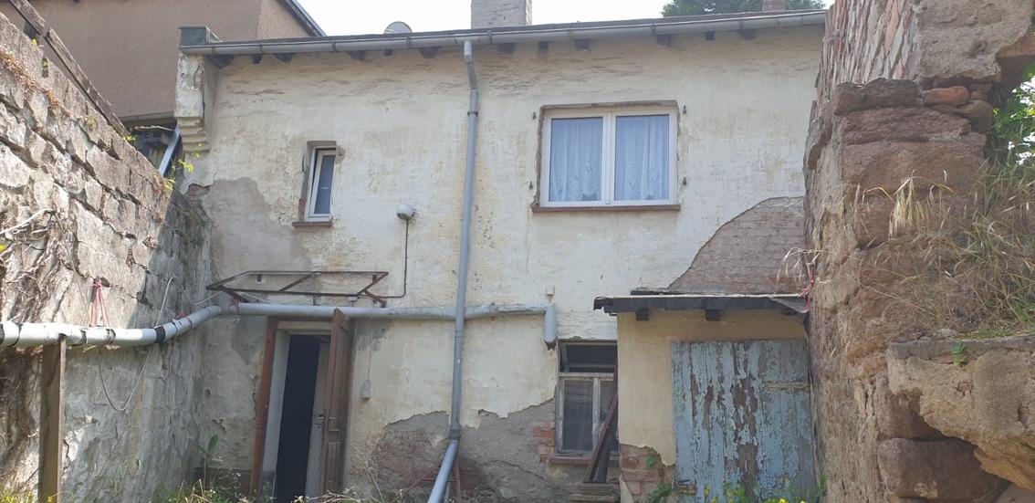 Einfamilienhaus Löbejün - Haus Rückansicht