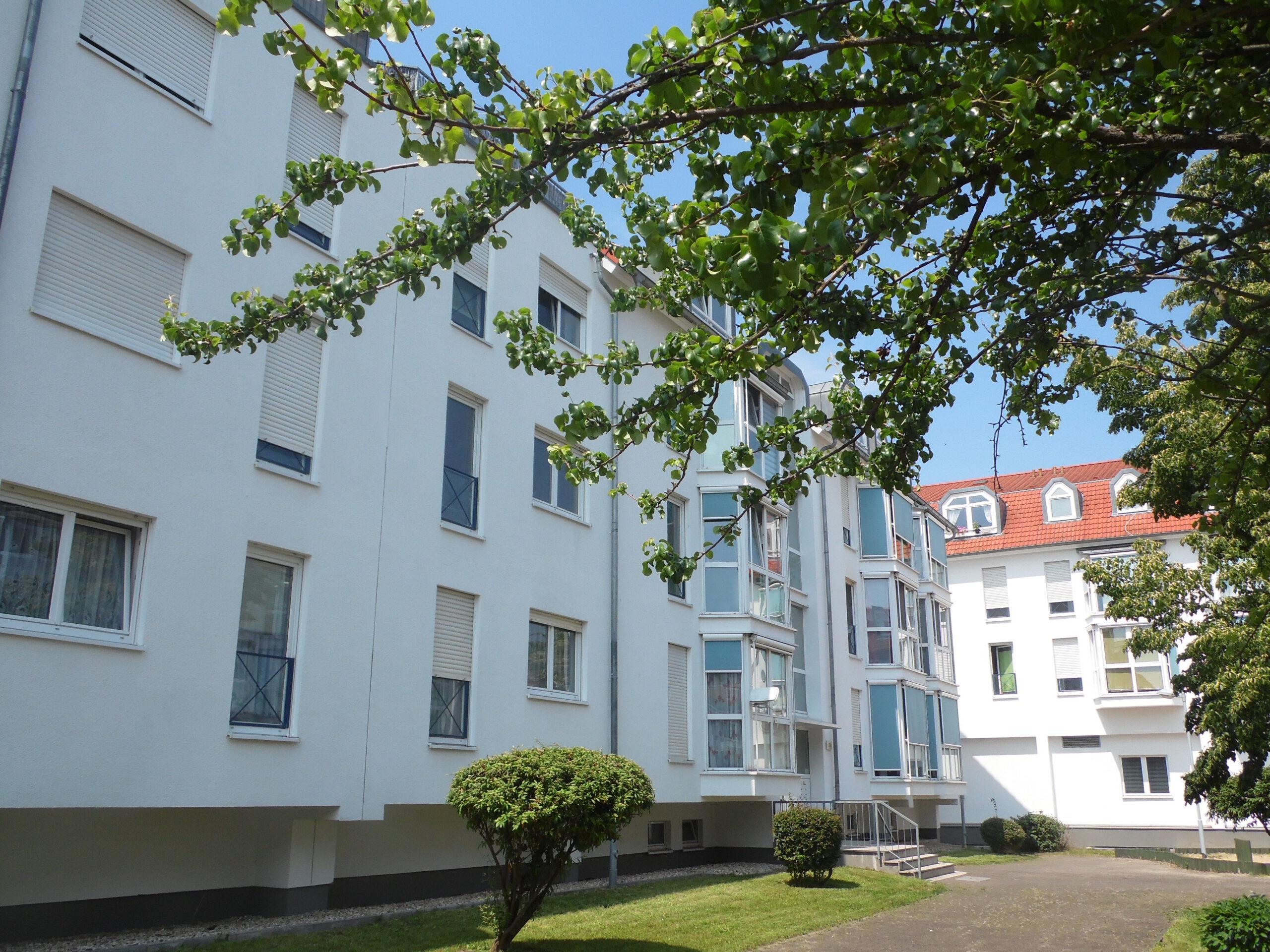 Eigentumswohnung Diemitz - Wohnanlage Eingangsbereich