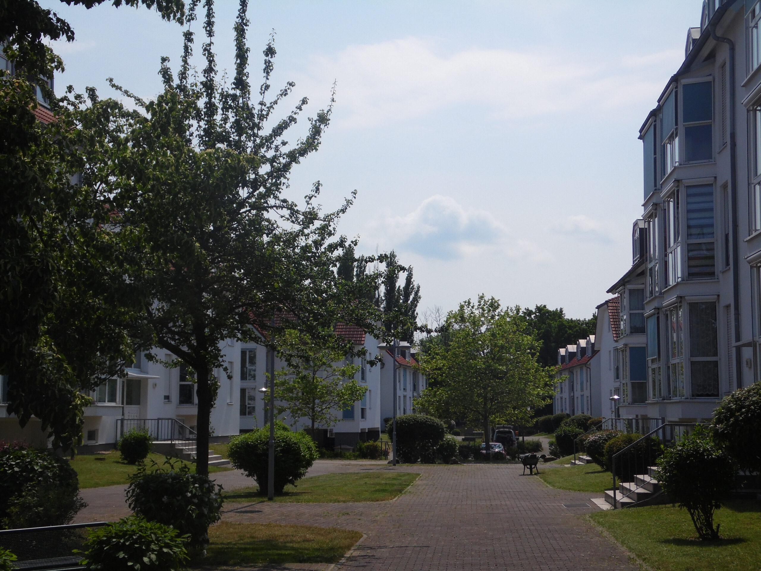 Eigentumswohnung Diemitz - Wohnanlage