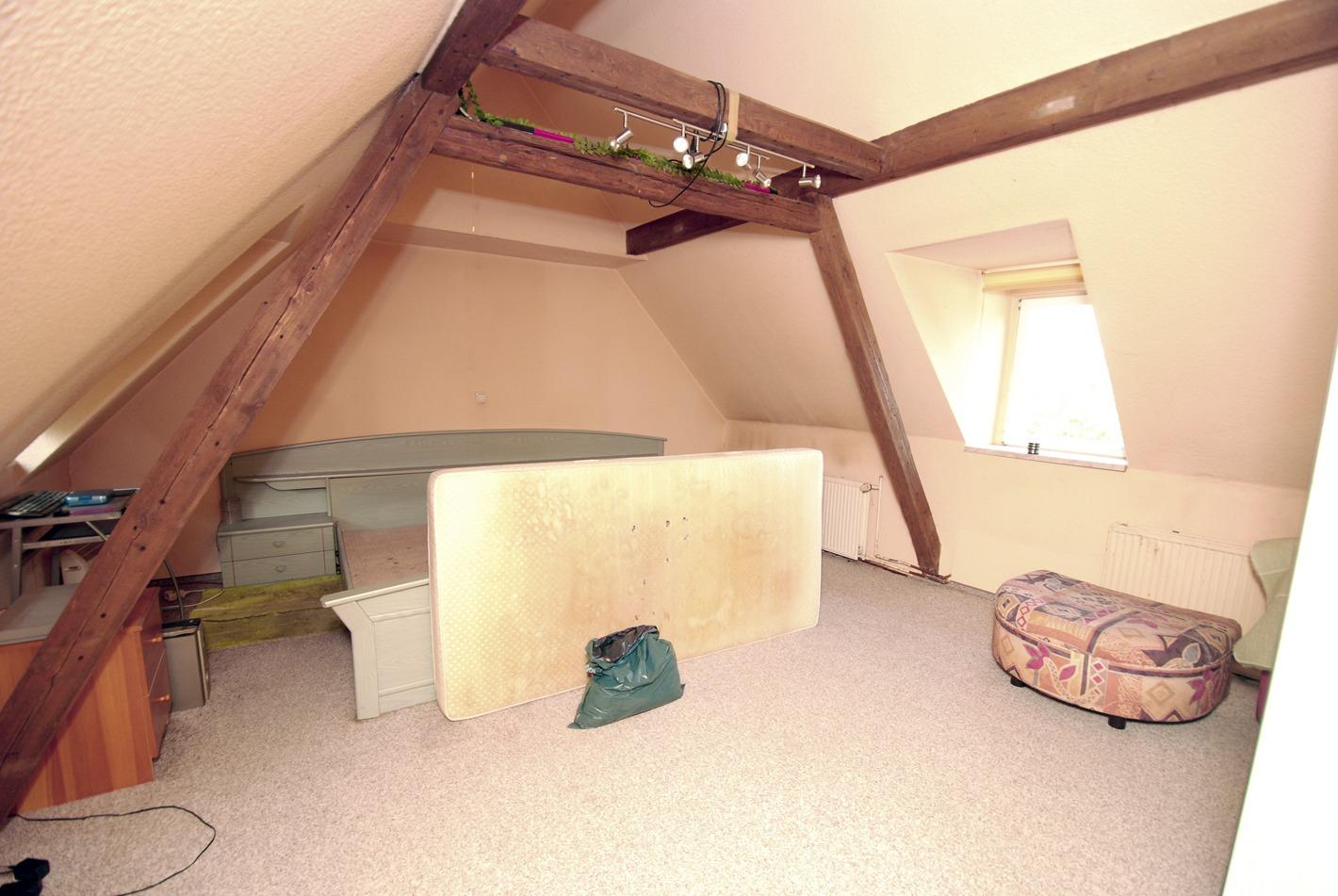 Einfamilienhaus Löbejün - Schlafzimmer im Dachgeschoß