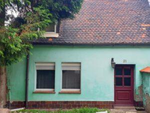 Einfamilienhaus Löbejün - Vorderansicht
