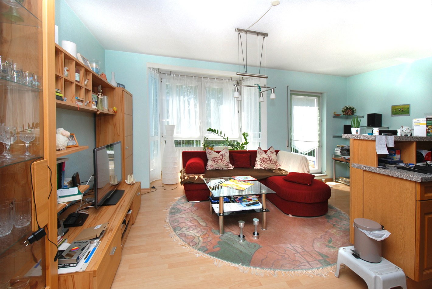 Eigentumswohnung Diemitz - Wohnbereich