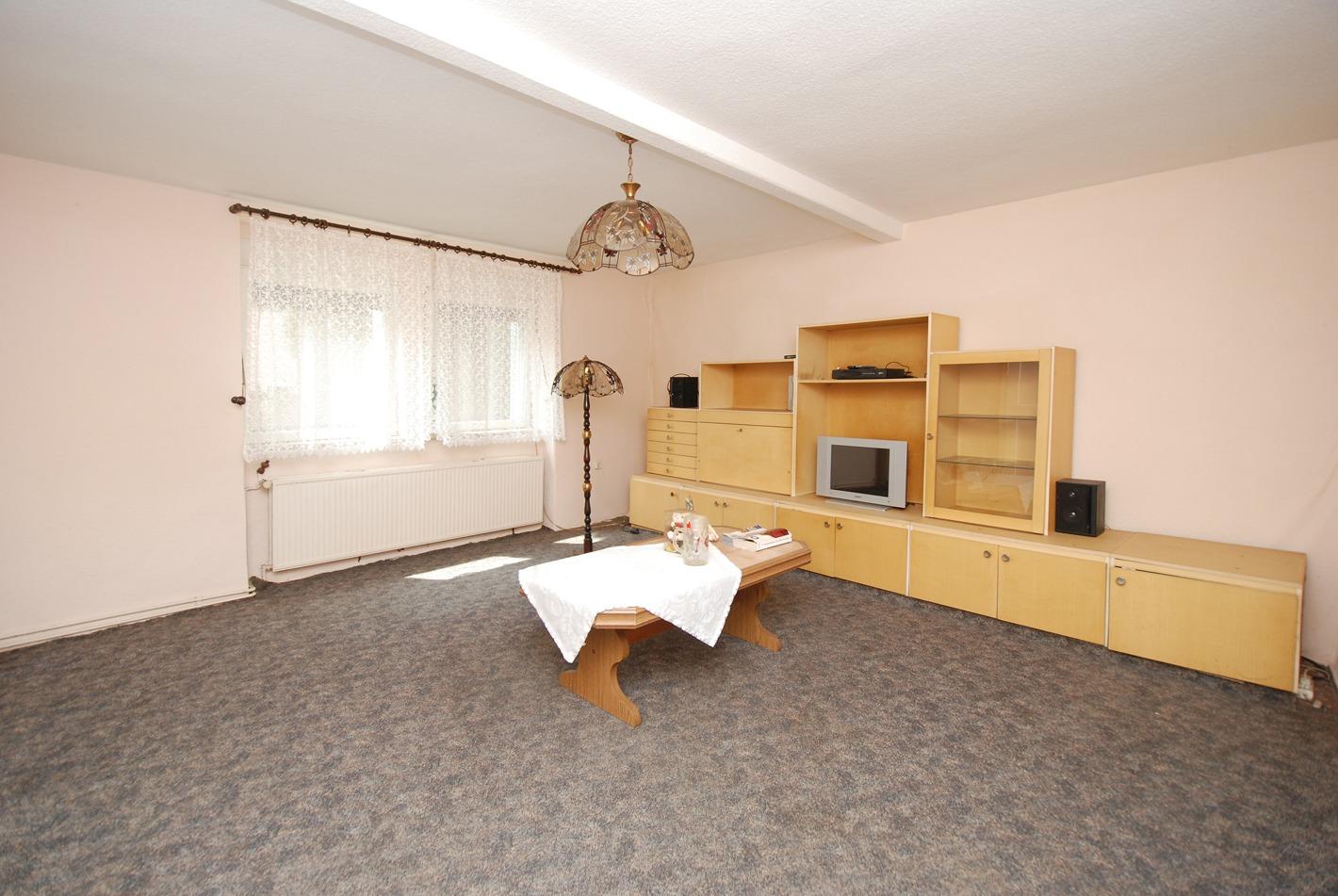 Einfamilienhaus Löbejün - Wohnzimmer