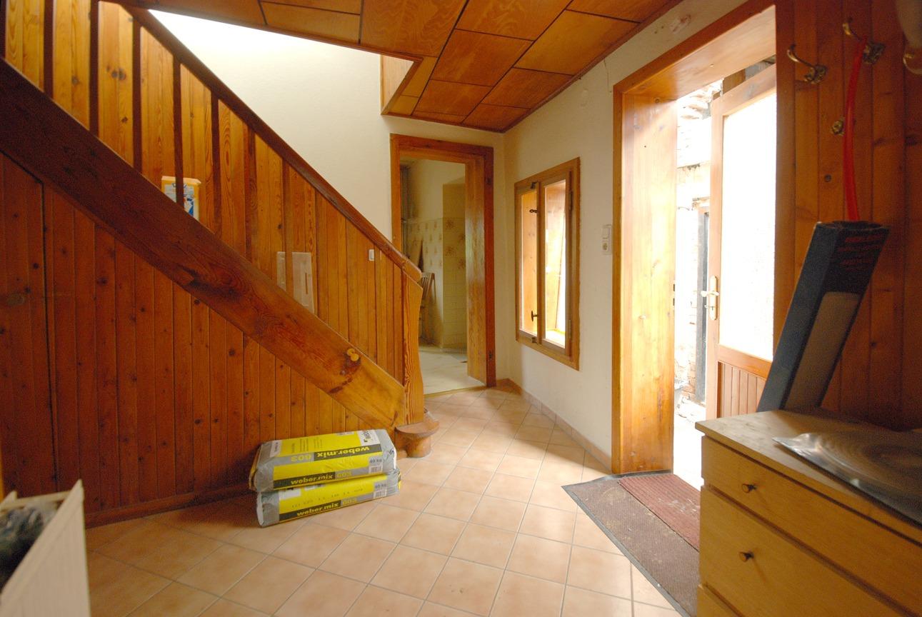 Einfamilienhaus Gerbstedt - Flur im Erdgeschoss