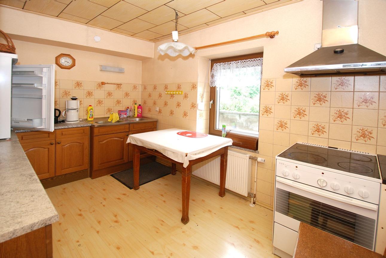Einfamilienhaus Gerbstedt - Küche im Erdgeschoss