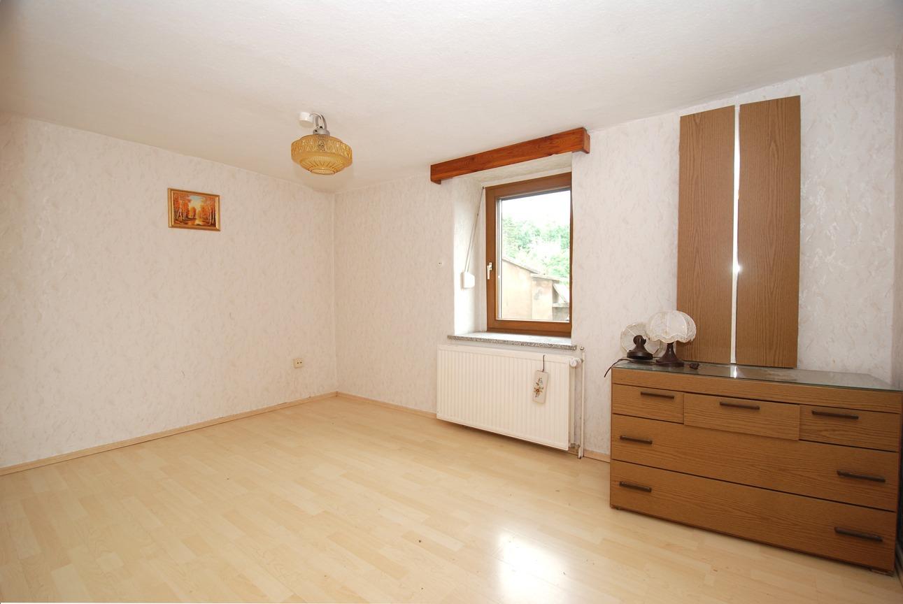 Einfamilienhaus Gerbstedt - Schlafzimmer im Erdgeschoss
