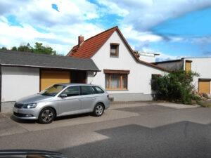 Einfamilienhaus Gerbstedt - Straßenansicht