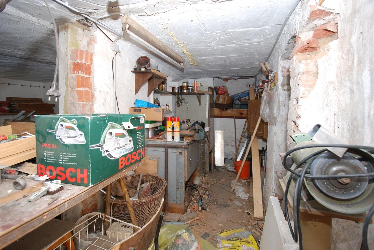 Einfamilienhaus Gerbstedt - Werkstatt