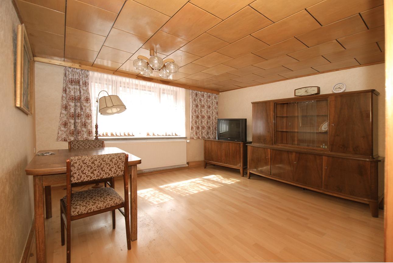 Einfamilienhaus Gerbstedt - Wohnzimmer im Erdgeschoss