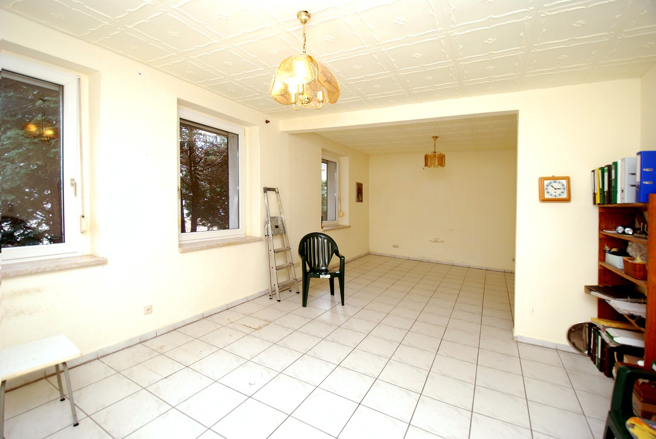 Ein- bis Zweifamilienhaus Frankleben - Wohnzimmer im Erdgeschoß
